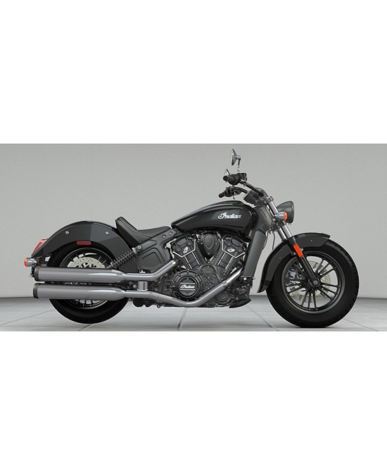 Indian Scout Sixty Black