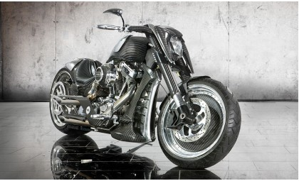 Супер байк Mansory Zapico Custom Bike скоро в Украине!
