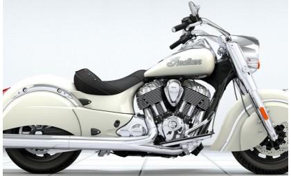 Indian мотоцикл — настоящий американец