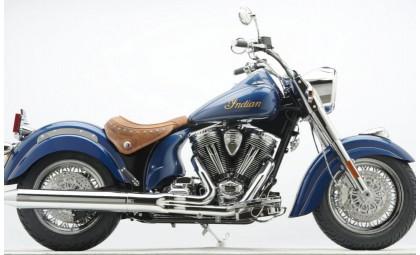 Индиан мотоцикл — американское качество теперь и в Украине
