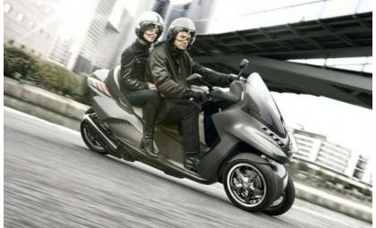 Трехколесные мотоциклы — цена и особенности