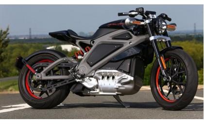 Электробайк от Harley-Davidson появится в 2020-м