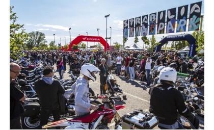 19 - 22 мая 2016. Италия. «Итальянский байк-фест с насыщенной программой»
