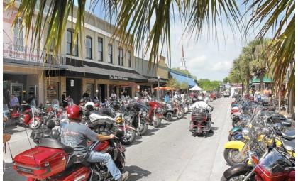 22-24 апреля. Лисбург Флорида США. Bikefest в американском Лисбурге ждет баггеров и тусовщиков