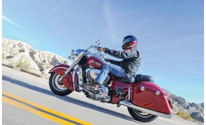 Защита мотоциклиста — в его руках