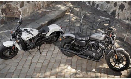 Indian Scout vs Harley-Davidson Sportster: столкновение легенд