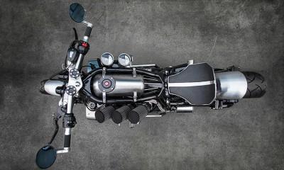 На базе Triumph Rocket-III