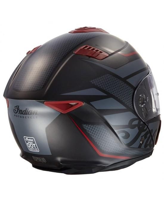 Indian Modular Matte Helmet