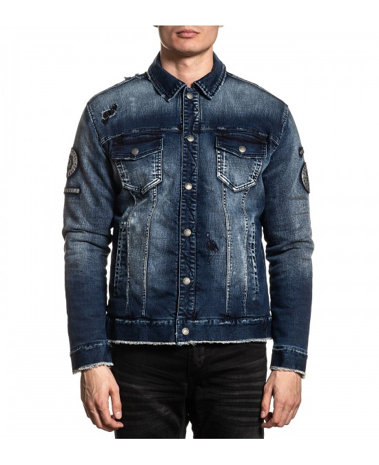 Affliction Nomad Jacket/куртка мужская