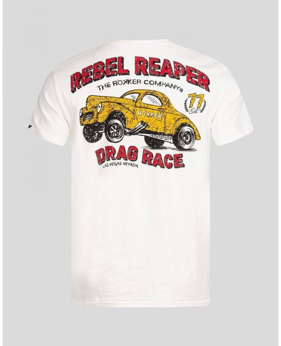 ROKKER Rebel Reaper T-shirt