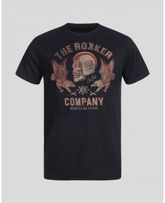 ROKKER Red Eagle T-shirt
