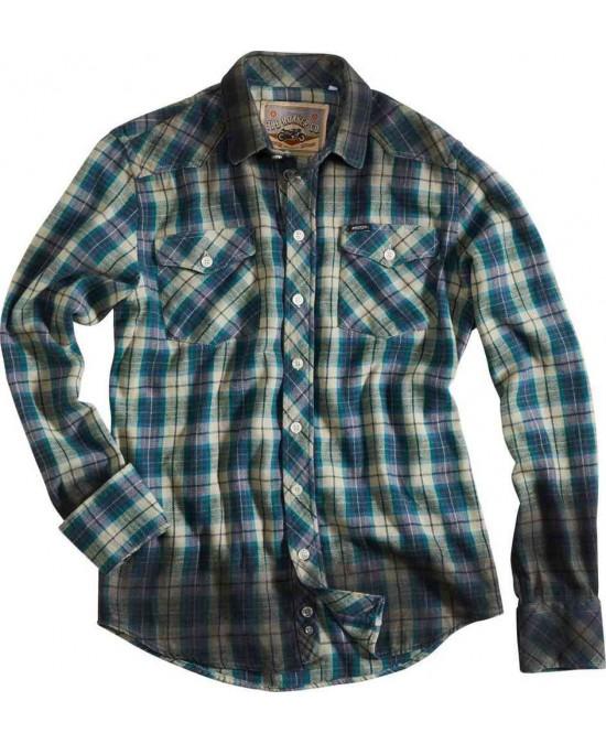 ROKKER Vermont Shirt/рубашка мужская