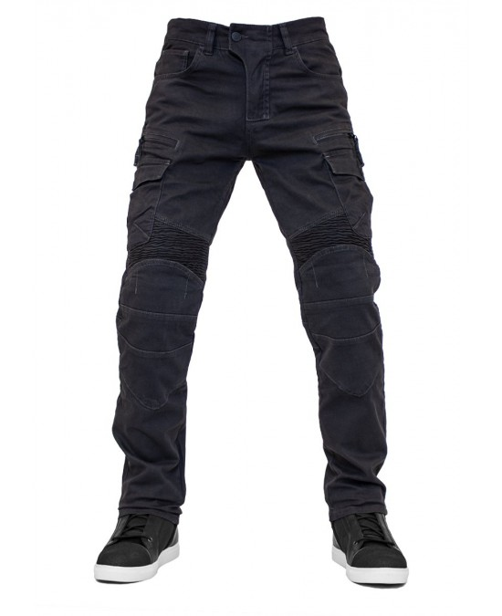 Biker Jeans Cotton Air Flexi Antra