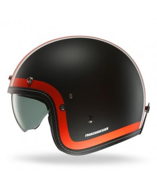 HJC FG70s Heritage MC7F Helmet