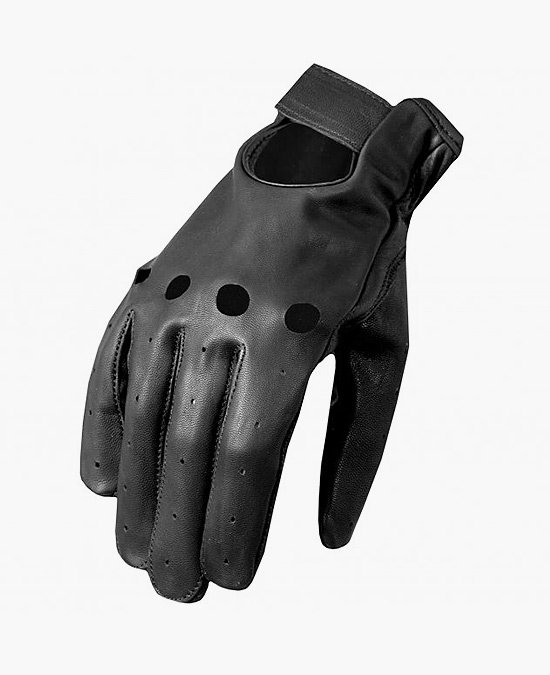 Hot Leathers Gloves Driving/перчатки
