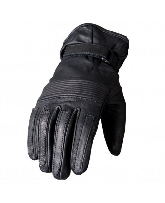 Hot Leathers Gloves Ribbed