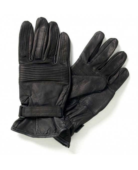 Hot Leathers Gloves Ribbed/перчатки