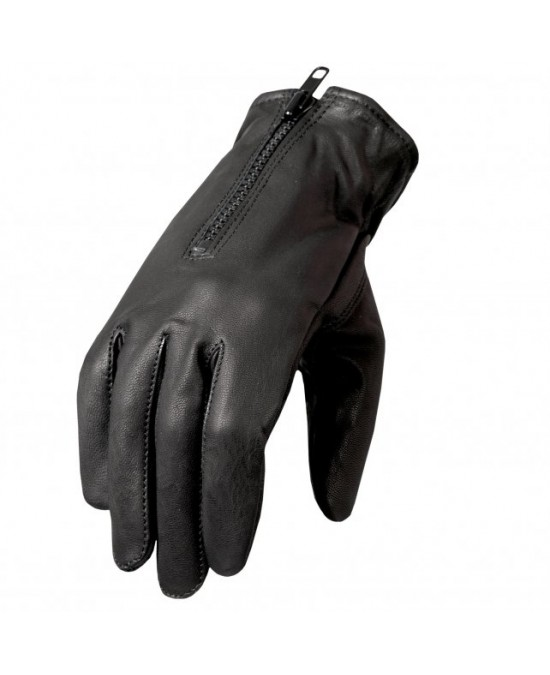 Hot Leathers Gloves Fleece Lined