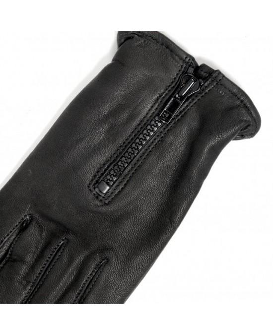 Hot Leathers Gloves Fleece Lined/перчатки
