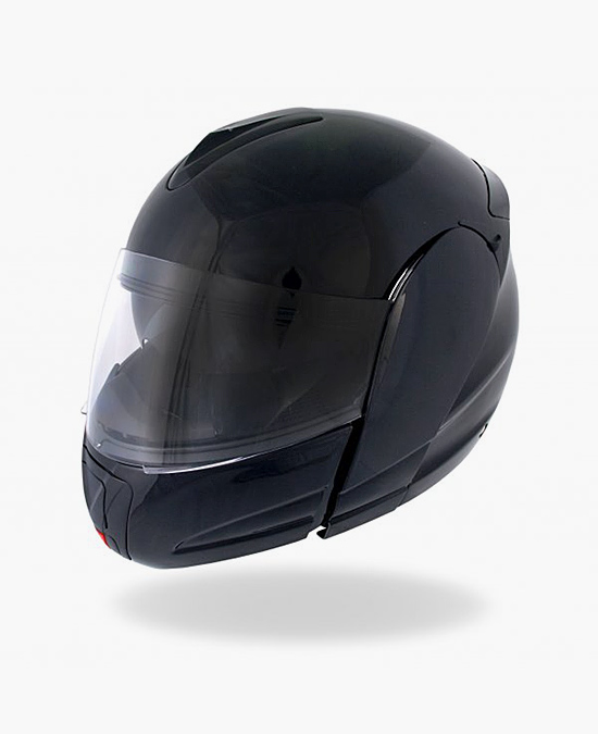 Hot Leathers Helmet DOT Convertible Full Face/шлем