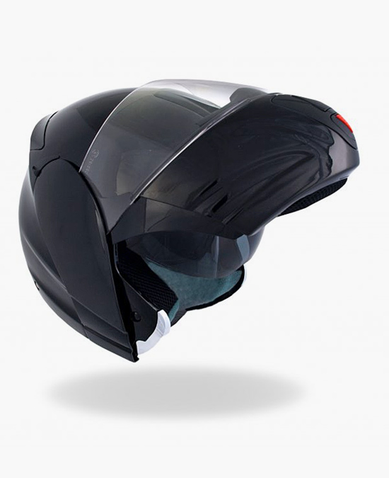 Hot Leathers Helmet DOT Convertible Full Face
