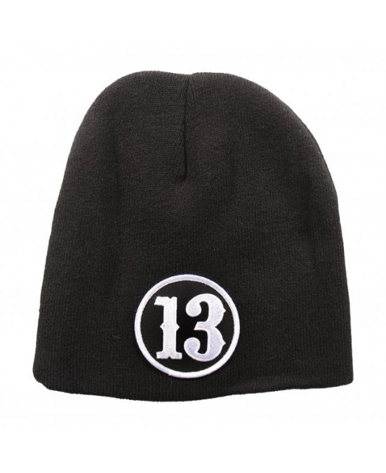 Hot Leathers 13 Circle Beanie/шапочка