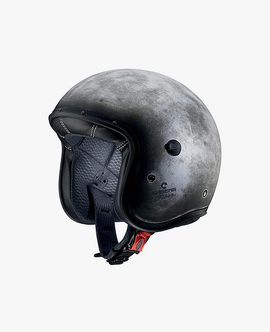 Caberg Jet Free Ride Iron Helmet/шлем