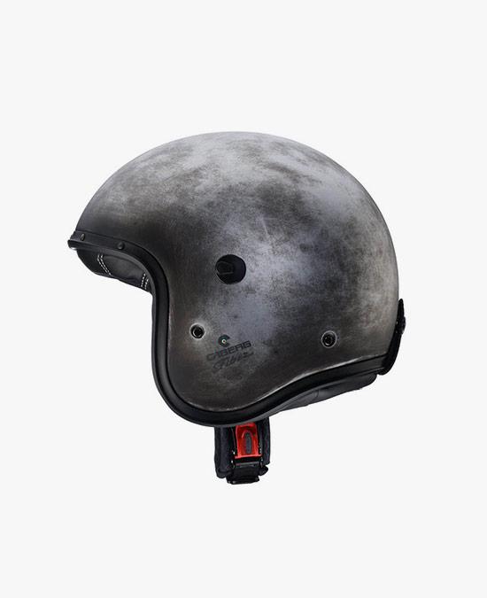 Caberg Jet Free Ride Iron Helmet