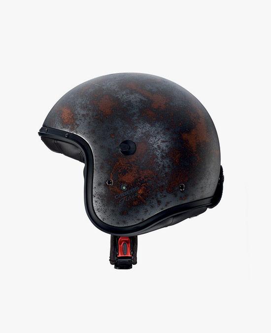 Caberg Jet Free Ride Rusty Helmet