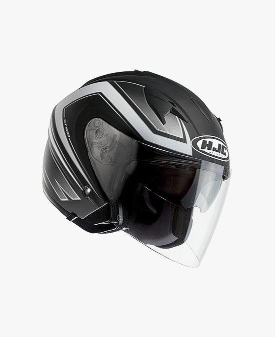 HJC IS33 Combi MC5F Helmet