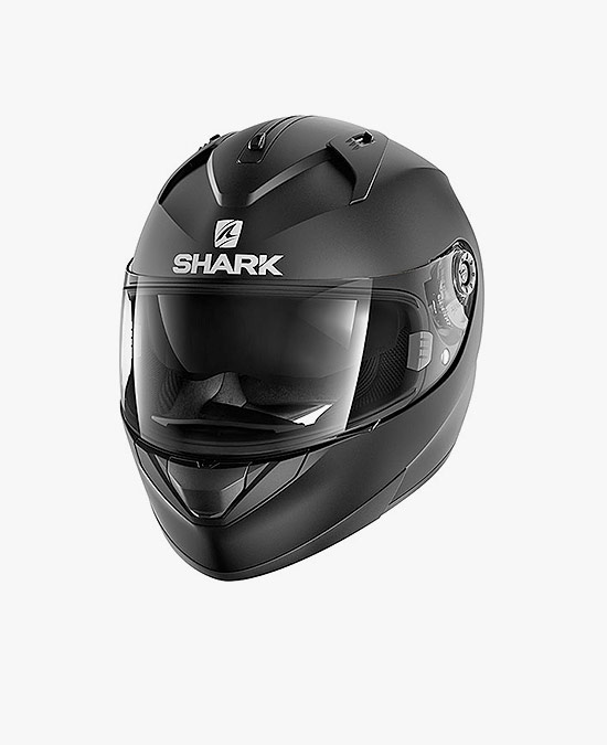 Shark Ridill Blank Matt Helmet/шлем