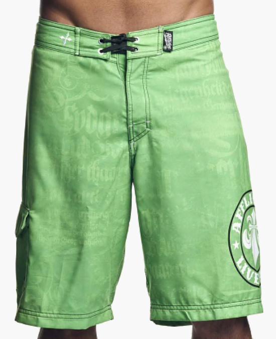 Affliction Break Shorts