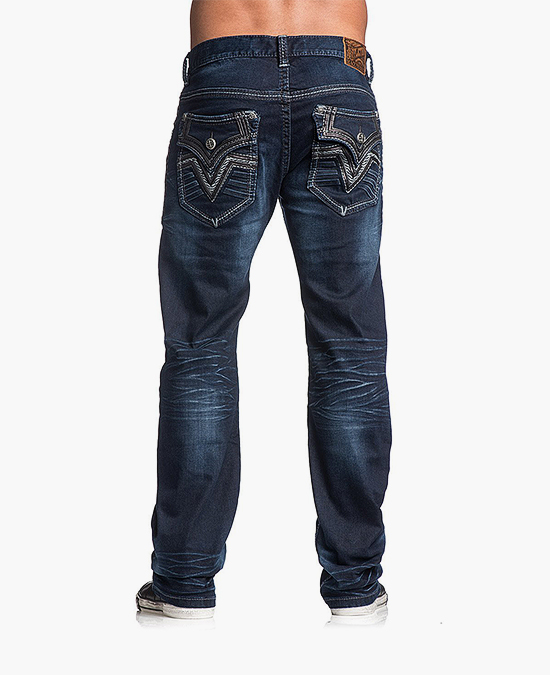 Affliction Blake Classic Gilmore Jeans/джинсы