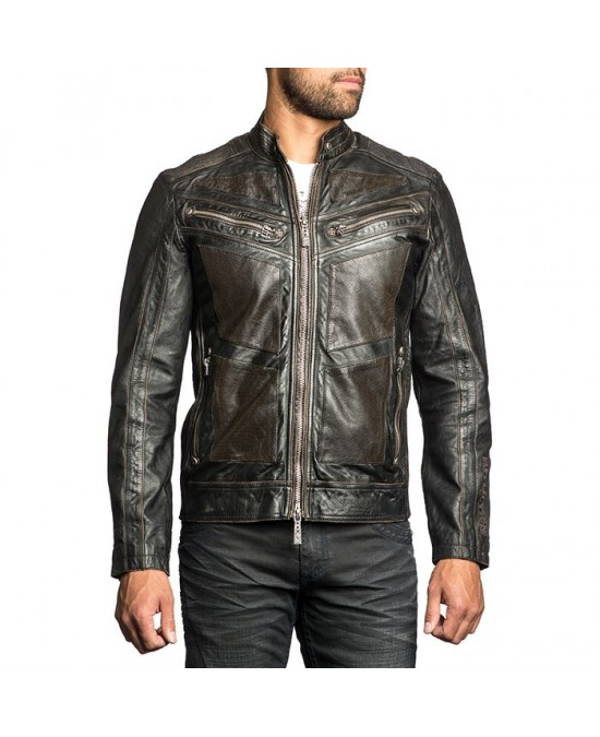 Affliction Fire Horse Jacket