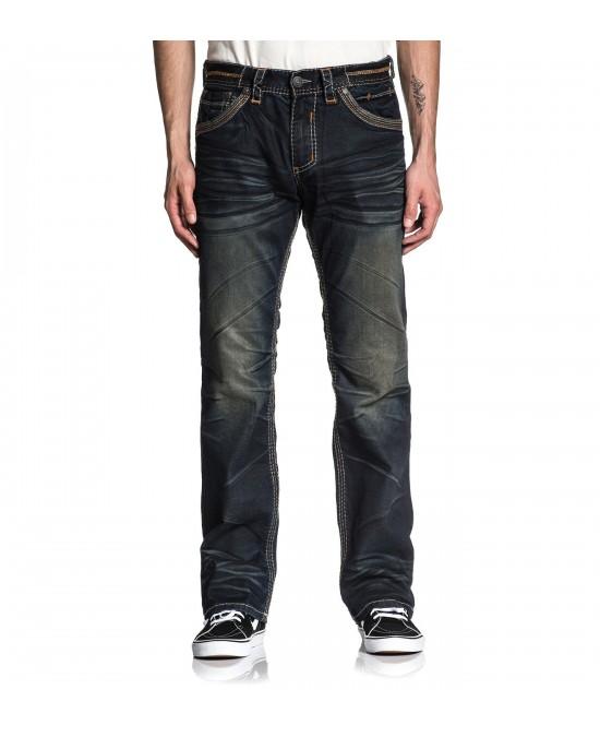 Affliction Blake Fleur Spago Jeans/джинсы мужские