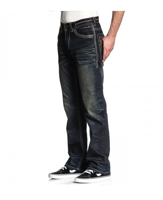 Affliction Blake Fleur Spago Jeans