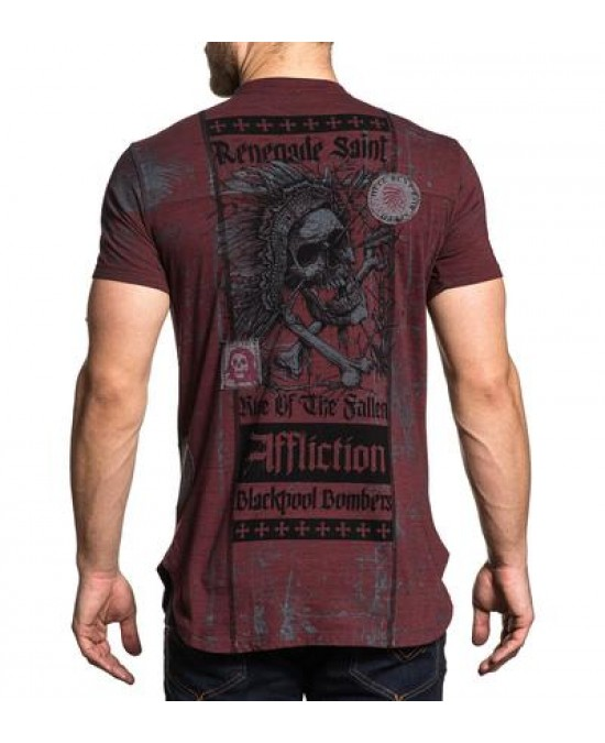 Affliction Falling S