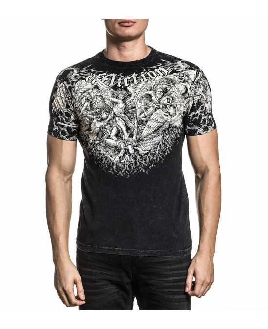 Affliction Angels Revival S/S Tee/футболка мужская
