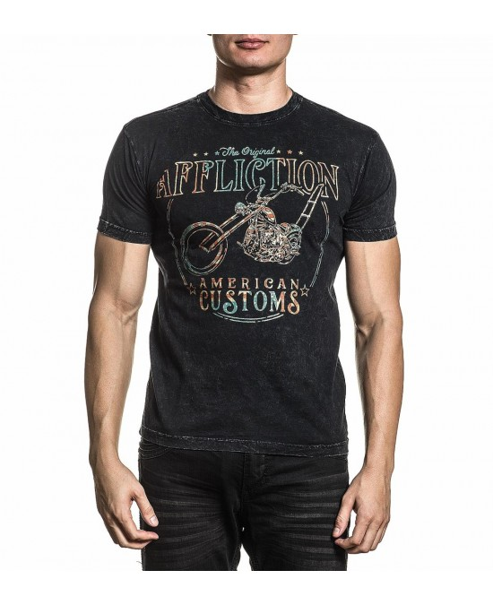 Affliction AC Last Ride S/S Tee