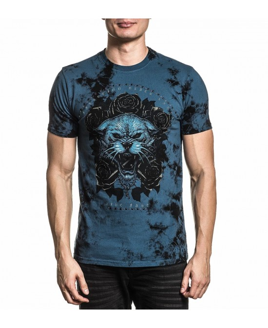Affliction Forged in Oak S/S Tee/футболка мужская