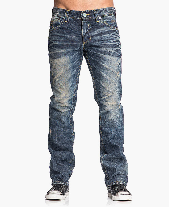 Affliction Jake Taylor Jeans/джинсы мужские