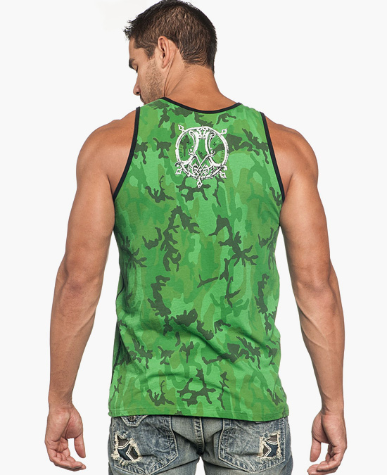 Affliction Royal Thunder Sleeveless Tee