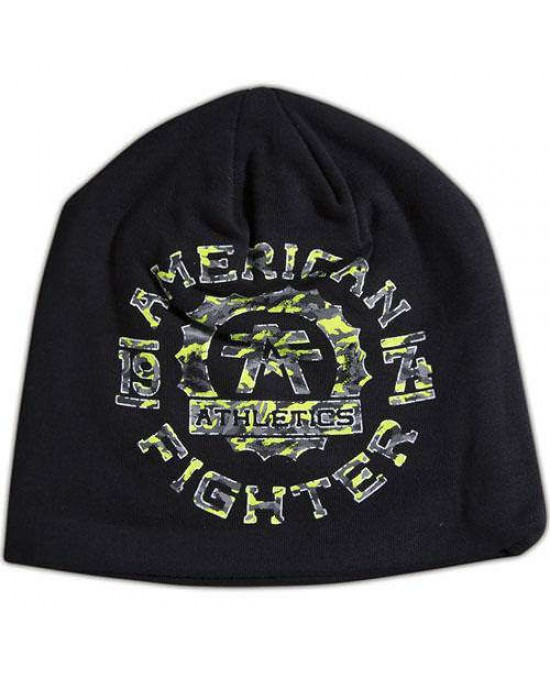 Affliction Maryland Camo Beanie/шапочка