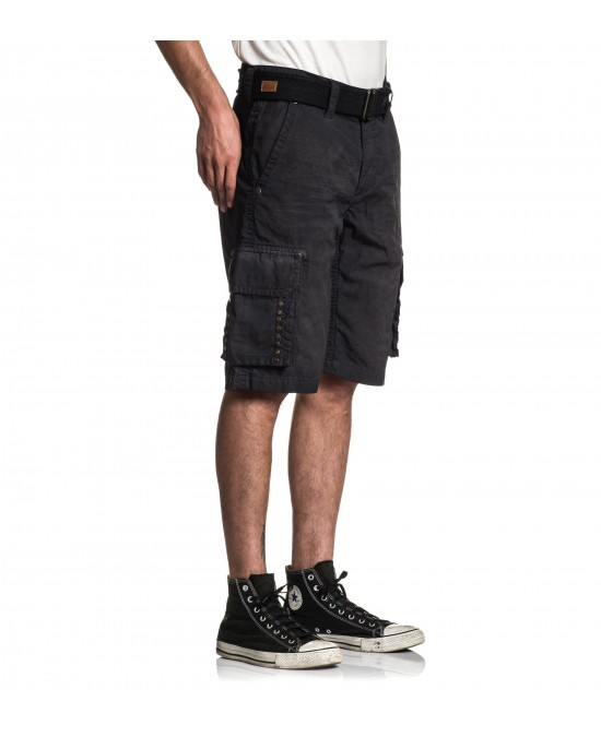 Affliction Optimal Cargo Shorts/шорты мужские