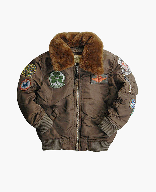 Alpha Industries Youth Maverik Jacket