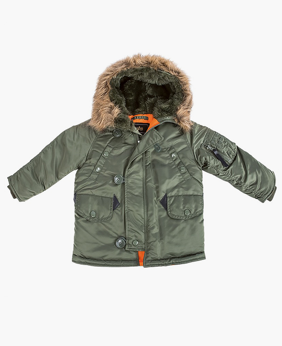 Alpha Industries Youth N-3b