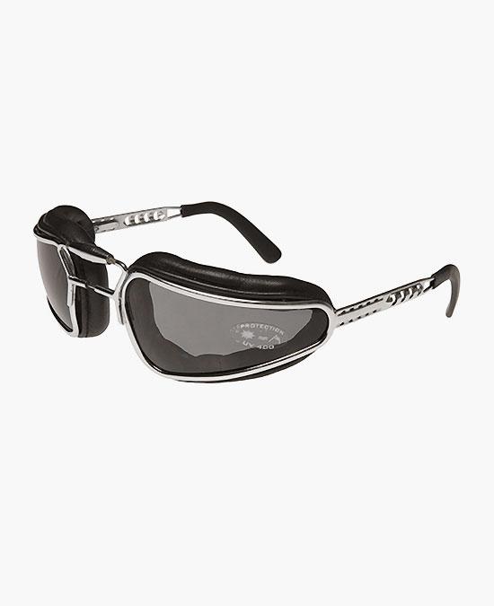 Baruffaldi Easy Rider Black L Smk+Yellow/очки