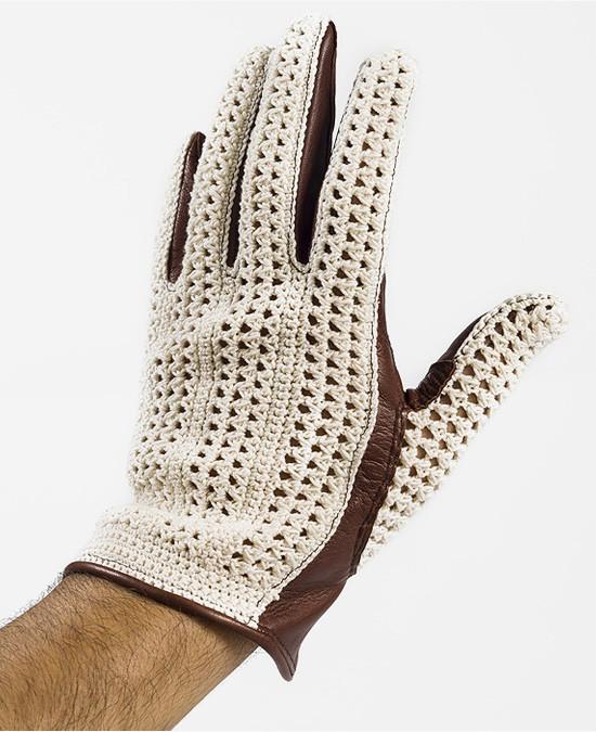 Baruffaldi Guia Crochet Italy/перчатки