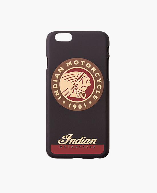 Indian Leather iPhone Case/чехол кожаный