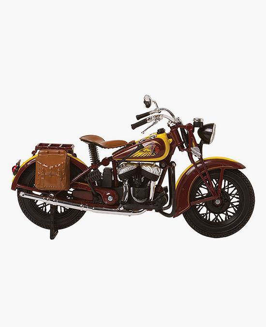 Indian Sport Scout 1:12/мотоцикл сувенирный